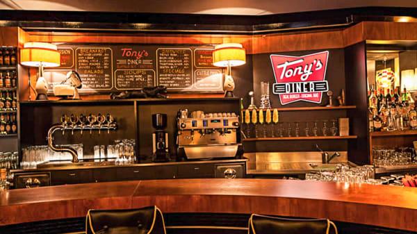 Il locale - Tony's Diner, San Vittore Olona