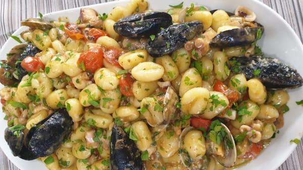 piatto - La Lionne D'or, Catania