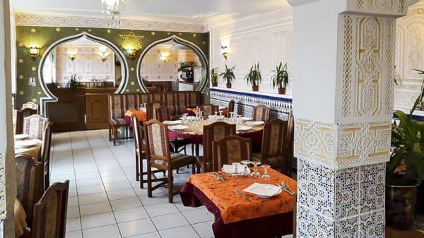 vue de la salle 1 - Étoile du Maroc, Sainte-Geneviève-des-Bois