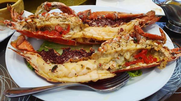 Sugestão do chef - Marisqueira Lusa, Lisbon