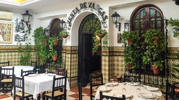 Vista sala - Venta de Vargas, San Fernando