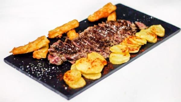 Sugerencia del chef - Restaurante Iván, Valencia