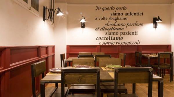 Veduta dell interno - Arrosticini Divini Roma Bufalotta, Rome