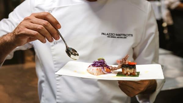 Sugerimento dello chef - Latitude 45, Milan
