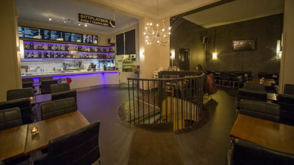 rum FEST - Albertos Pasta e Amore, Stockholm
