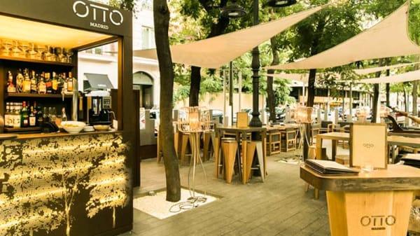 Vista terraza - INACTIVO- Otto Madrid, Madrid
