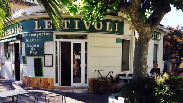 Façade du restaurant - Brasserie Restaurant Bar à vins le Tivoli - Le Cannet, Le Cannet