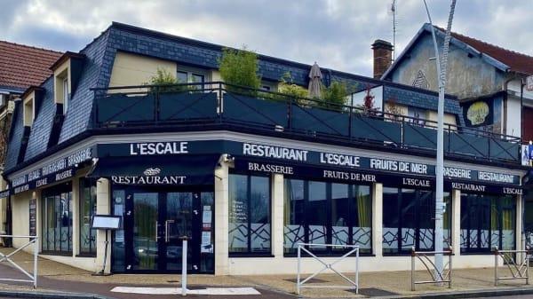 L'ESCALE SGDB, Sainte-Geneviève-des-Bois