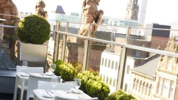 Harvey Nichols Fourth Floor Brasserie, Leeds, Leeds