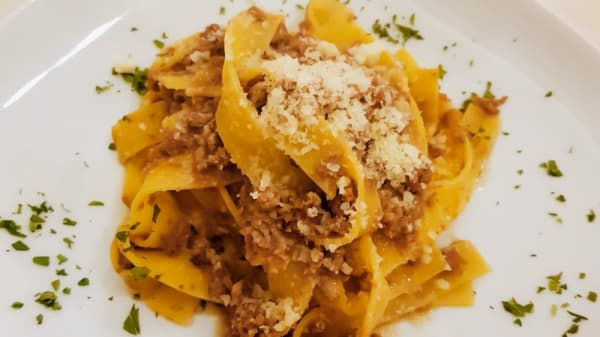 Suggerimento dello chef - Osteria del Gusto, Siena