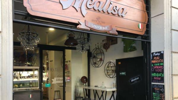 Entrada - Mealisa, Barcelona