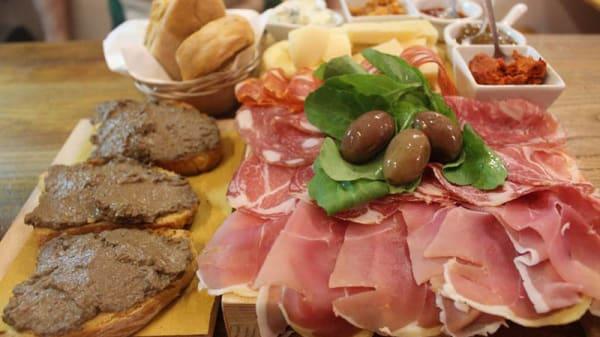 Suggerimento dello chef - Mangiapepe, Firenze