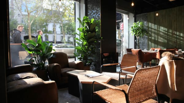 Salle - Vertical'Art Pigalle, Paris