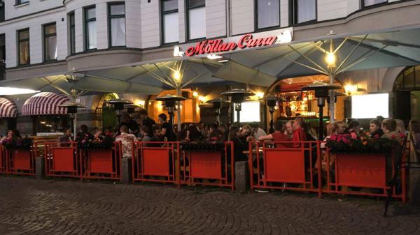 Terrass - Möllan Curry, Malmö