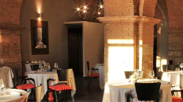 Vista sala - Fuoriluogo, San Gimignano