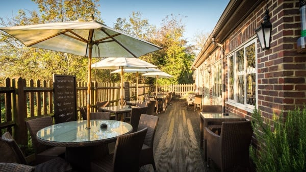 Restaurant - The Thatched House, Upminster