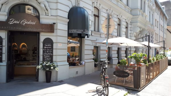 Dai Golosi, Vienna