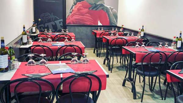 Vista del la sala - Restaurant ETE, Martorell