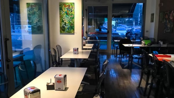 Interno - Gioia caffè & bistrot, Milano