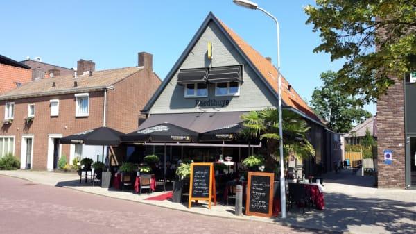 Ingang - Eterij en Tapperij Raedthuys, Doetinchem