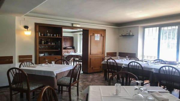 Vista sala - Hosteria Vecchia Samboseto, Samboseto