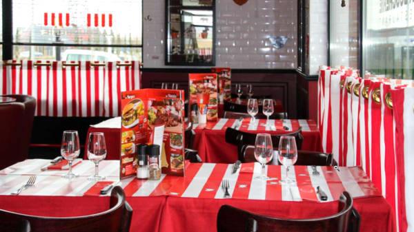 Salle du restaurant - La Boucherie Limoges Centre, Limoges