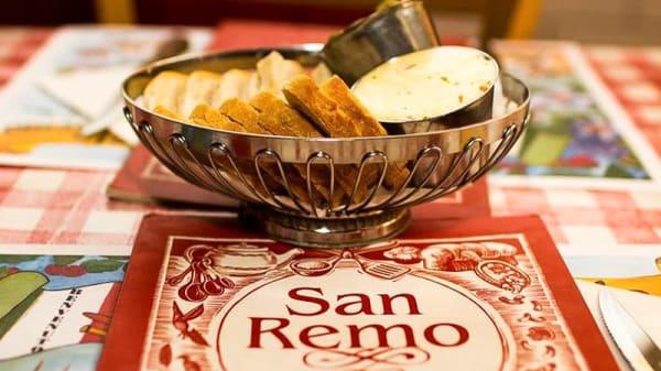 table - San Remo, Antwerp