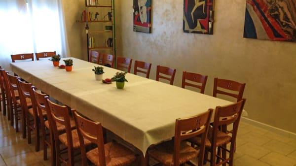 Sala - Osteria La' di Galas, Codroipo