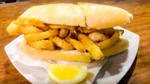 Sugerencia del chef - Hermanos Garcia, Palmas de Gran Canaria (las)