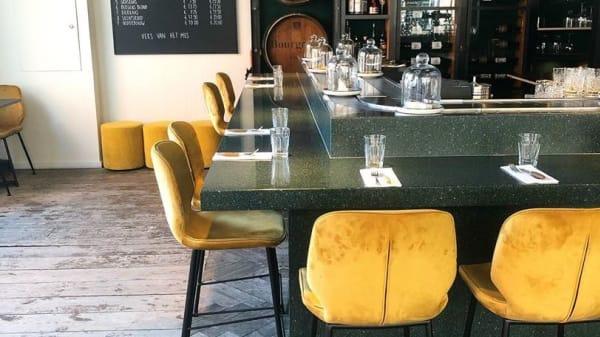 Het restaurant - Kaasbar Amsterdam, Amsterdam