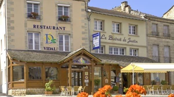 Restaurant - Vidal, Saint-Julien-Chapteuil