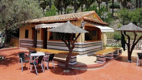 Terraza - Snack Bar Piscina Sa Canterella, Tarbena