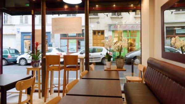 Vue de la salle - Chopsticks, Paris
