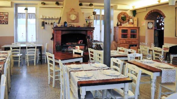 Vista sala - Ciccio e Pinolo, La Spezia