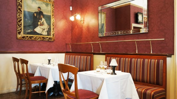 La salle - La Table du Kobus, Épernay