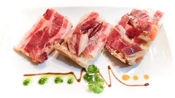 Sugerencias del chef - El Taperío de Zaragoza, Zaragoza