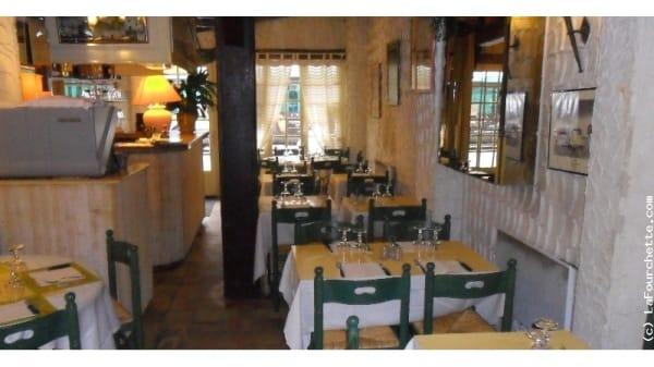 Vue de la salle - Pizzeria Lucania , Paris