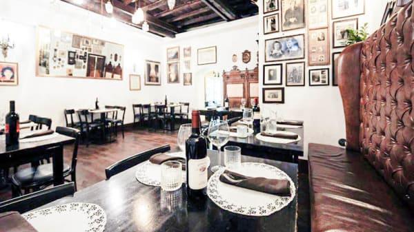 La sala - Wunder Kaffee, Marino