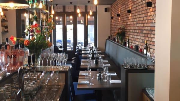 Het restaurant - Restaurant Noor Bloemendaal, Bloemendaal