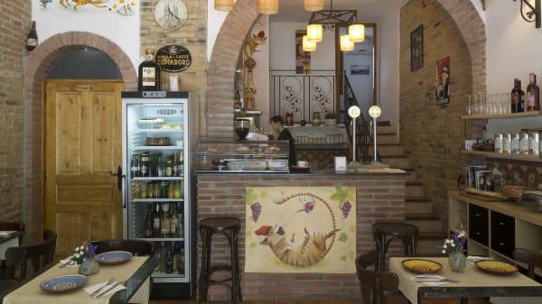 Vista del interior - El Tastet de L' Artur, Barcelona