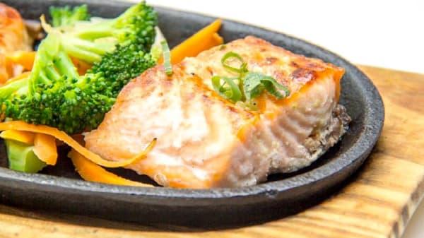 prato - Hayashi Sushi, São Paulo