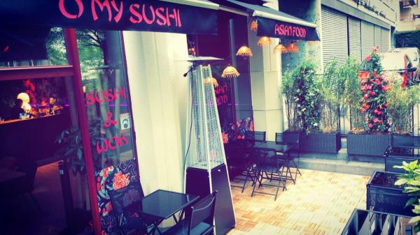 O My Sushi Carouge, Carouge