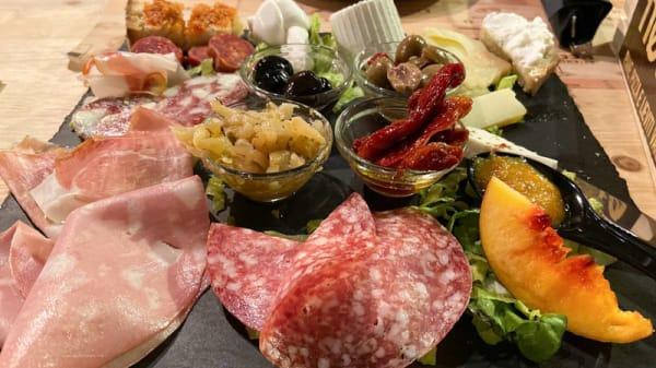 Suggerimento dello chef - Tavernacolo Cosenza, Cosenza