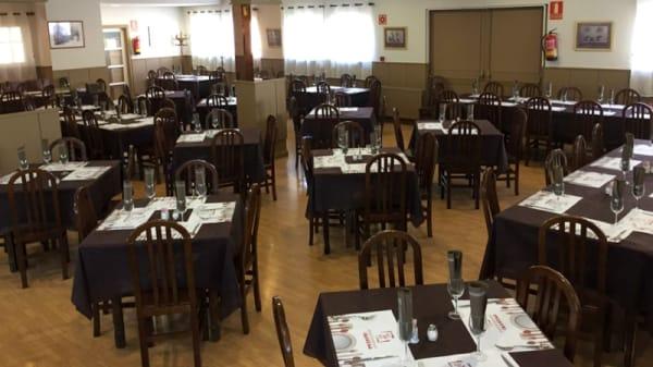 Sala del restaurante - Iruñako, Burgos
