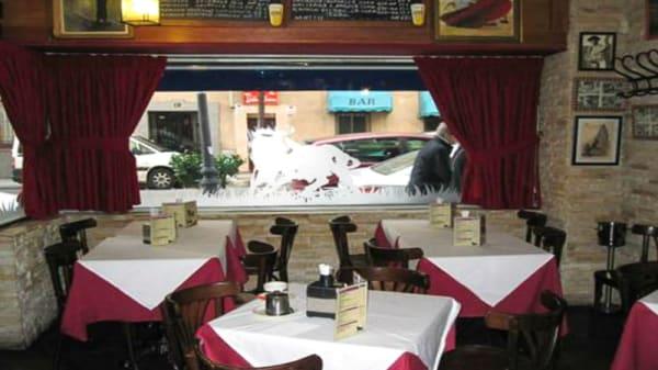 Sala - Taberna el Torito, Madrid