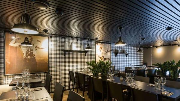Ravintola Viisi Penniä, Mäntyniemi