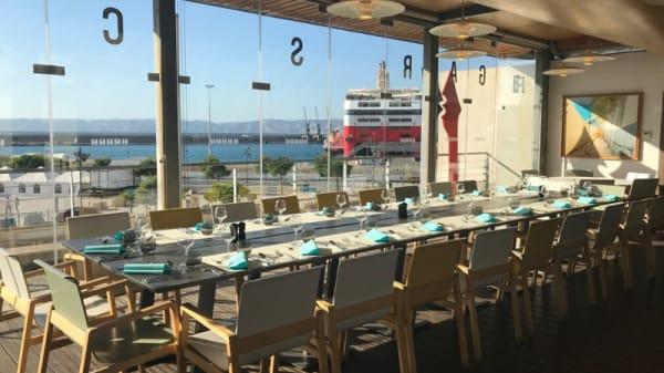 Vue de la salle - Regards Café, Marseille