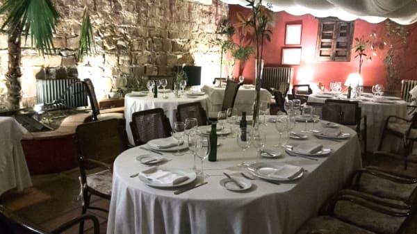 Sala del restaurante - El Porche, Ubeda