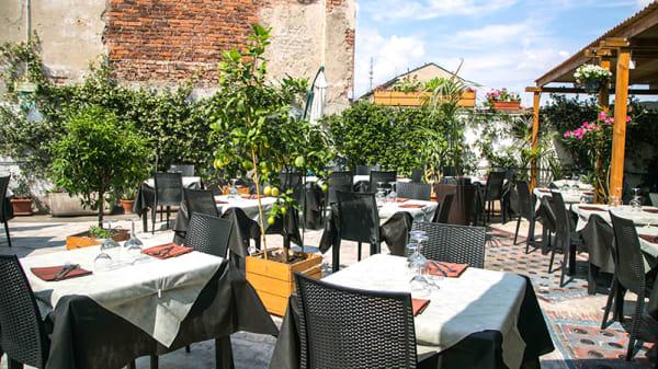 Terrazza - Note di Cucina, Milano