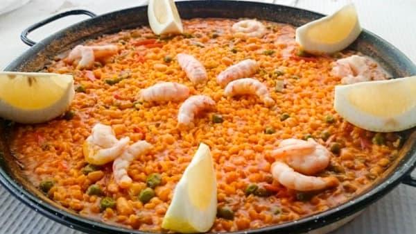 Sugerencia del chef - El Pescador, Punta Umbria
